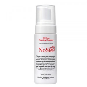 NoSte Zaldrm Oil Clear Foaming Cleanser