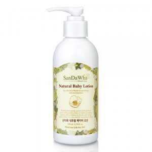 SanDaWha Natural Baby Lotion