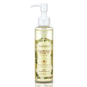 SanDaWha Camellia Baby Massage Oil