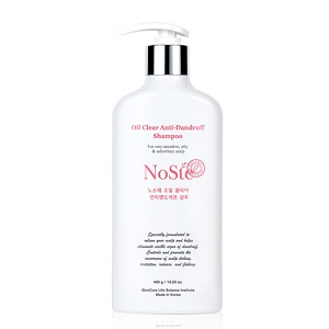 NoSte Oil Clear Anti-dandruff Shampoo