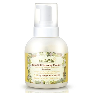 SanDaWha Baby Soft Foaming Cleanser