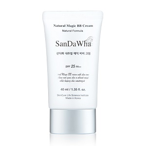 SanDaWha Natural Magic BB Cream (SPF 25/ PA++)