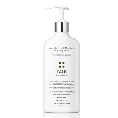 TALS Ato Ultra Rich Moisture Soothing Wash