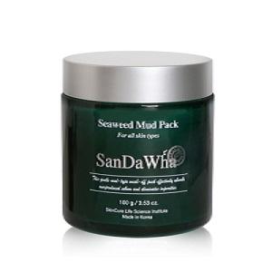 SanDaWha Seaweed Mud Pack