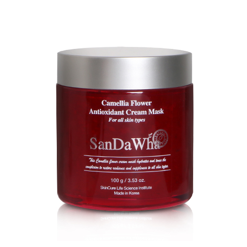 SanDaWha Camellia Flower Antioxidant Cream Mask