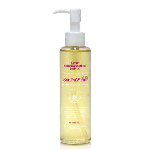 SanDaWha Luxury Camellia Soothing Body Oil
