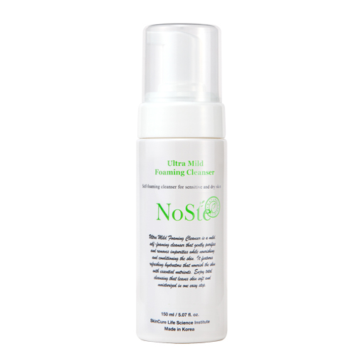 NoSte Ultra Mild Foaming Cleanser