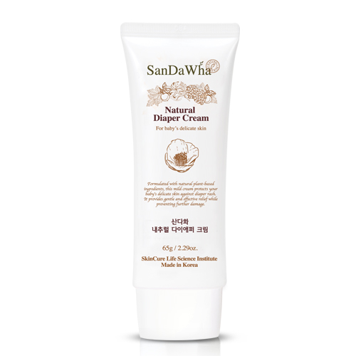 SanDaWha Natural Diaper Cream